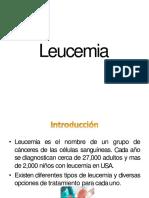 Linfomas y Leucemia