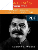 Albert Weeks - Stalin's Other War (2002)