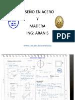 Cuadenro Completo de Diseño de Acero y Madera Universidad Nacional de Ingenieria
