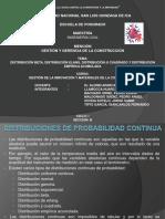 Distribuciones Continuas de Probabilidad (1)