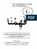Fahimna Panduan belajar Bahasa Arab secara Otodidak.pdf