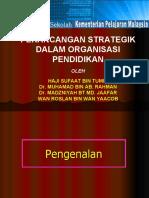 Perancangan Strategik  terkini