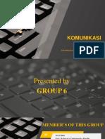 Kombis Group 6