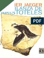 Jaeger Werner - Semblanza De Aristoteles.pdf