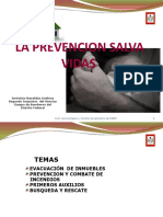 SEP2011EV INFODF la prevención salva