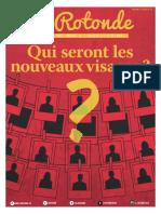 La Rotonde, édition du 25 mars 2019