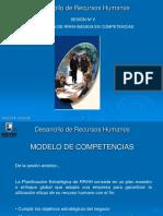 GESTION DE RH POR COMPETENCIAS