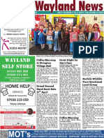 The Wayland News April 2019