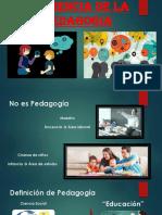 Pedagogia Leo Ppt