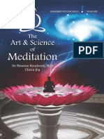 The Art & Science of Meditation By Dr. Newton Kondaveti & Chitra Jha