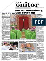CBCP Monitor Vol23 No05