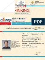 Design Thinking in Pharma