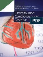 Obesity and Cardiovascular Disease - M. Robinson, A. Thomas (Informa, 2006) WW.pdf