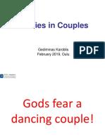 Couple Bodies Dance