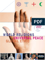World Religions Universal Peace Global Ethic