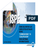Commissioning vs Qualificación ISPE .pdf