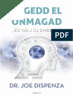 JOE DISPENZA - ENGEDD EL ÖNMAGAD