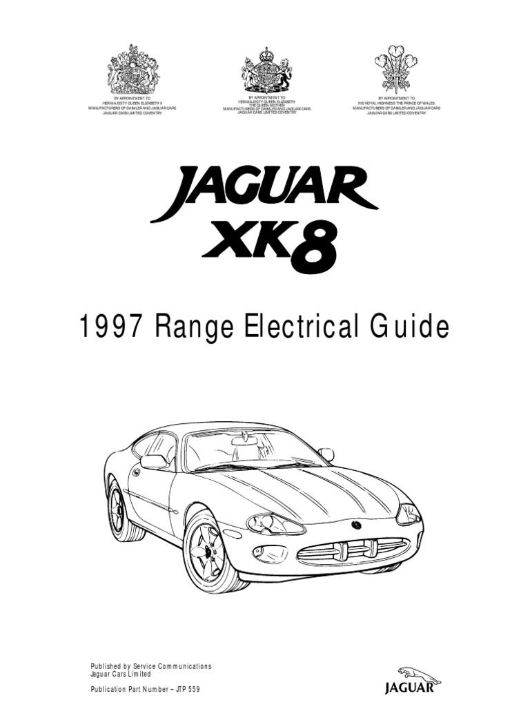 1998 jaguar xjr wiring diagrams
