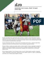 Cat Violente Erau Confruntarile Daci Romani Munti Trupuri Sfartecate Ramasi Campurile Lupta