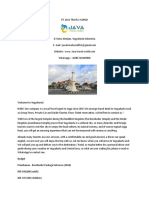 Pt. Java Travel