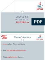 (Lec-11)JavaSE (1)