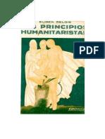 Relgis, Eugen - Los Pincipios Humanaristas - [Versión de Eloy Muñiz. Biblioteca de Estudios. Valencia 1932]