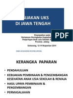 kebijakan uks 2014