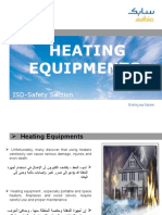 Safety Tips for Using Heating Equipments During Winter Season