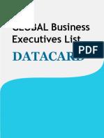 Global Data Card