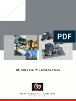 DC Mill Duty Contactors BCH