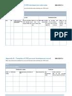 CPD Log Book