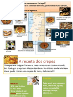 2. os crepes