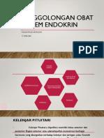 Penggolongan Obat System Endokrin