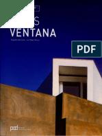 09 | Casas ventana | casas por tipologia | - | Spain | Parragón Arq. y diseño | Vivienda de acero y madera Ranón | pg. 20-27