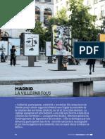 19 | Ailleurs | Traits/urbains | Nº 101 | Madrid La Ville Par Tous | France | Ecoboulevard