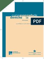 Curso Avanzado Derecho Energia 2004