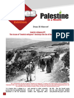 The Issue of (Jewish Refugees) Destroys the Lie of the (Land of Israel)