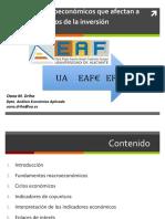 Tema 1 Factores Macroeconomicos e Inversión - Oana - Factores-macro_eaf_2017 14 Oct 2017