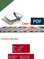 Presentation3- Case Report