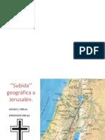 Entrada de Jesus a Jerusalén