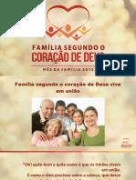 Familia segundo o coração de Deus