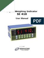 Digital Weighing Indicator SI 410