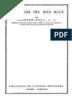 Pozo Candido - Teologia Del Mas Alla.pdf