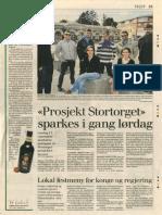 "11   Treff   ""Prosjekt Stortorget"" sparkes i gang lordag   Norway   Dreamhamar"