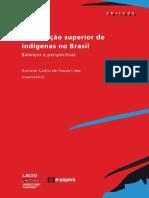 A educação superior de indígenas no Brasil.pdf