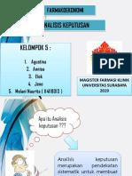 ANALISIS-KEPUTUSAN