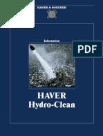 PM 218 E Hydro Clean