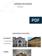 3-Lecture 1b-Renaissance Buildings Example