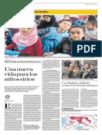 Una Nueva Vida Para Los Niños Sirios
