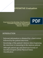 The Preoperative Evaluation.pptx